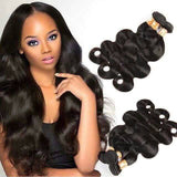 100% VIRGIN HAIR BODYWAVE - UNPROCESSED VIRGIN HAIR EXTENSION