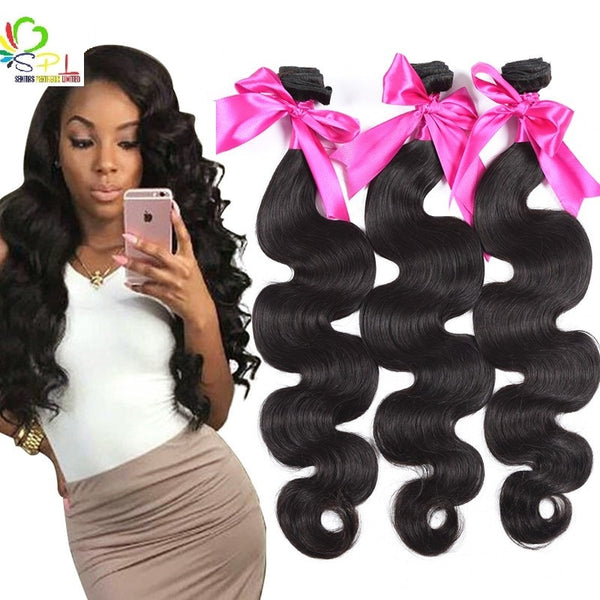 VIRGIN HAIR BODYWAVE - HUMAN HAIR WEAVE