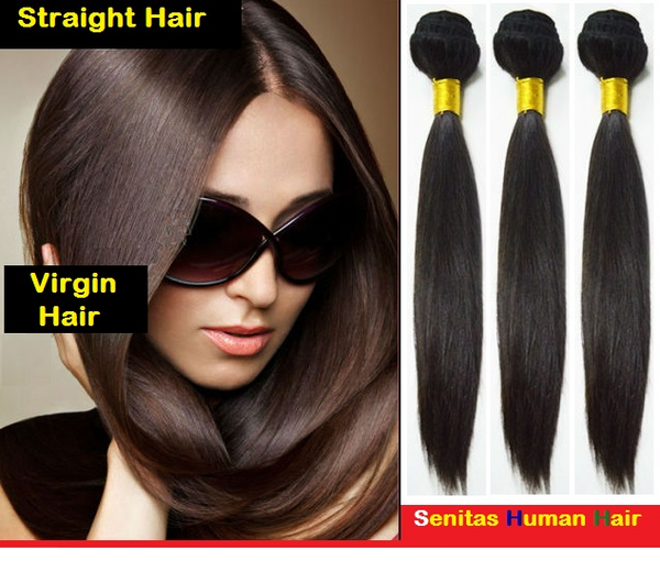 Spanish Unprocessed Bone Straight Hair Extensions