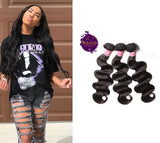 Brazilian Body Wave 3 Bundles. 100% Virgin Human Hair Weaves... Senitas Hair