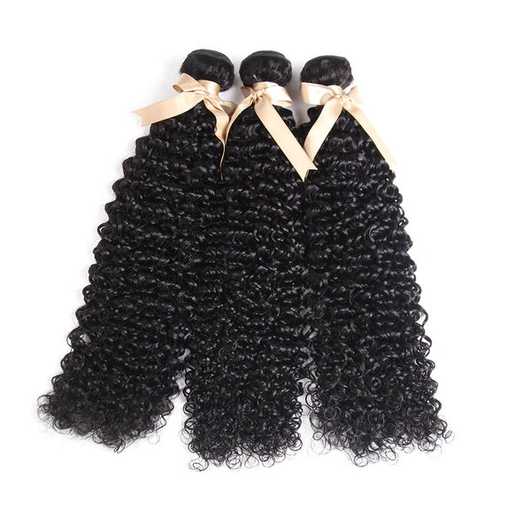100% RAW VIRGIN HAIR - CURLY - Senitas Virgin Hair Extension and Wigs