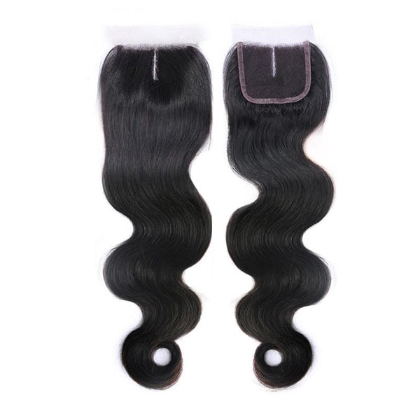 Bodywave Virgin Top CLOSURE