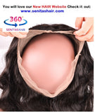 360 Lace Frontal Remy Hair - Body wave - Senitas Virgin Hair Extension and Wigs