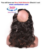 360 Lace Frontal - Bodywave - Senitas Virgin Hair Extension and Wigs