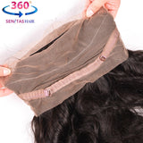 360 Virgin Lace Frontal - Loose wave - Senitas Virgin Hair Extension and Wigs
