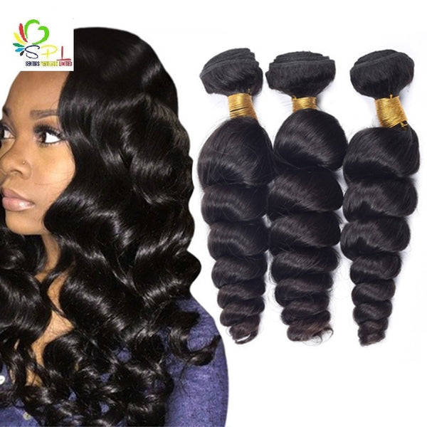 UNPROCESSED VIRGIN HAIR LOOSEWAVE