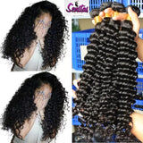 DEEPWAVE Virgin Human Hair Weaves- HOT SALES - 100% Human Hair Extension.