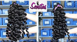 100% MAGIC LOOSEWAVE UNPROCESSED HUMAN REMY VIRGIN HAIR. - Senitas Virgin Hair Extension and Wigs