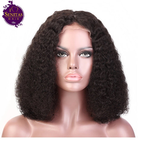 Wig Hot Sales Curly Wig - Senitas Virgin Hair Extension and Wigs
