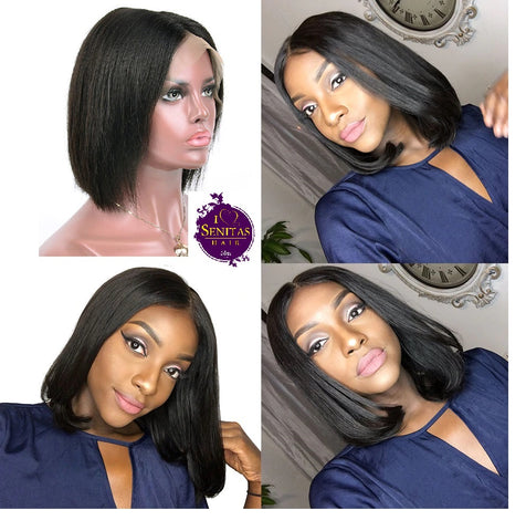 Wig Sales Straight Wig - Senitas Virgin Hair Extension and Wigs