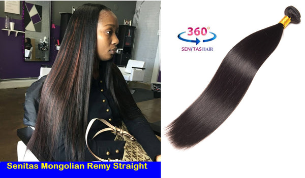HOT SALE - MONGOLIAN REMY STRAIGHT
