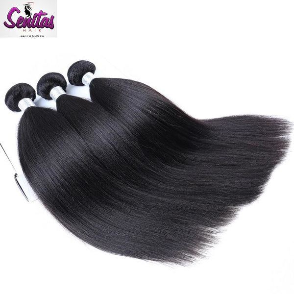 UNPROCESSED YAKI STRAIGHT VIRGIN HAIR - 100% HAIR EXTENSION.