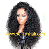 45% Off Frontal Lace Wig Water Wave - SPECIAL JUNE PROMO