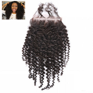 SPANISH WAVY Top CLOSURE