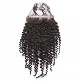SPANISH LOOSECURL Top CLOSURE - Senitas Virgin Hair Extension and Wigs