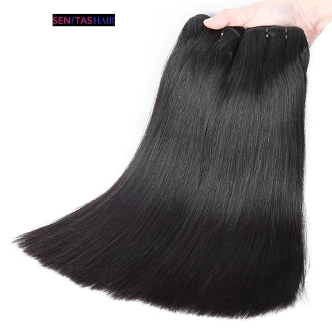 3 BUNDLES DEAL - Senitas Super Straight Hair