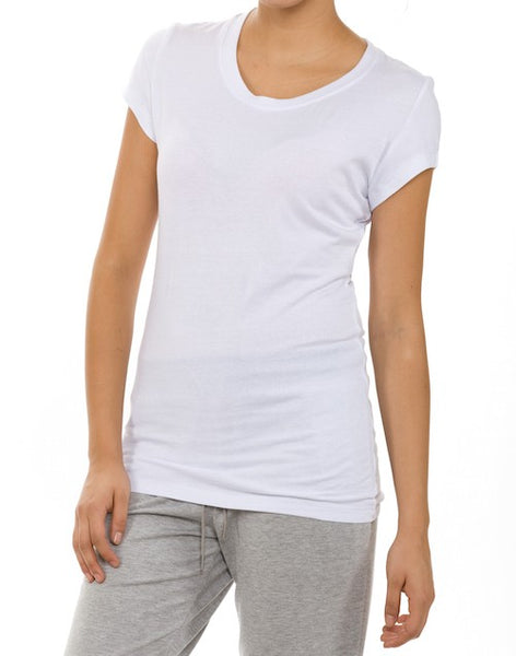 Exposure Cool Cotton V-Neck Tee
