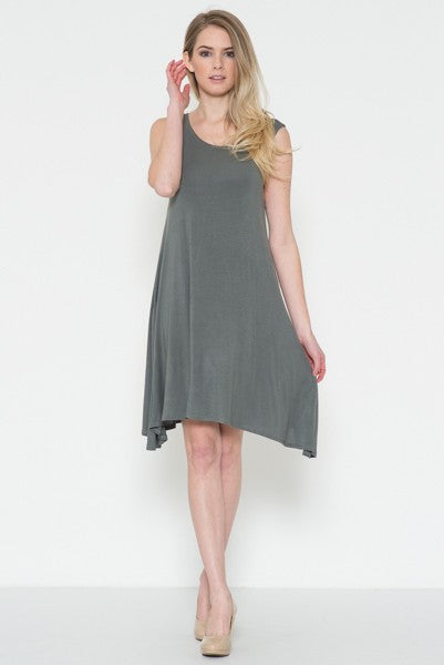 Exposure Jersey Etta Dress