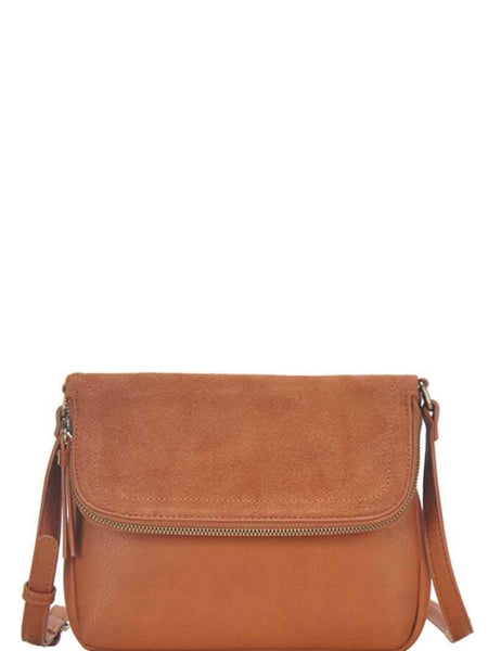 Exposure Zip Top Purse