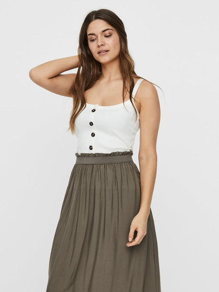 VERO MODA Cotton Helsinki Top