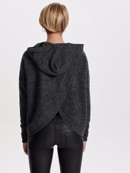 ONLY Ida Knit Hooded Pullover