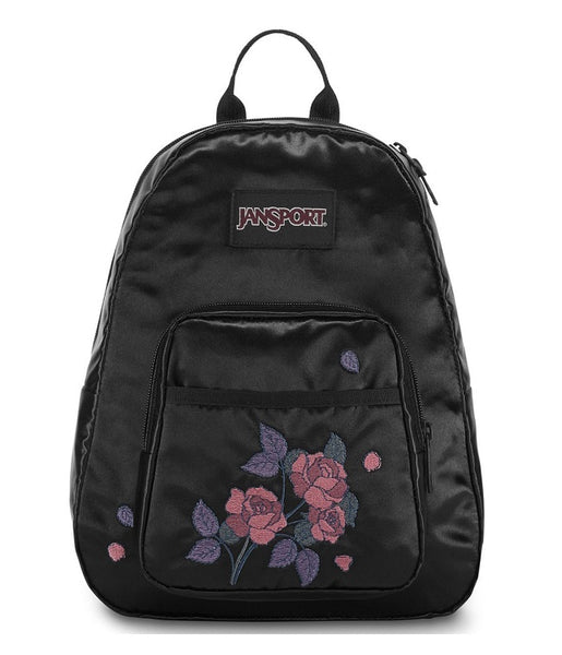 Jansport Half Pint Backpack Satin Roses
