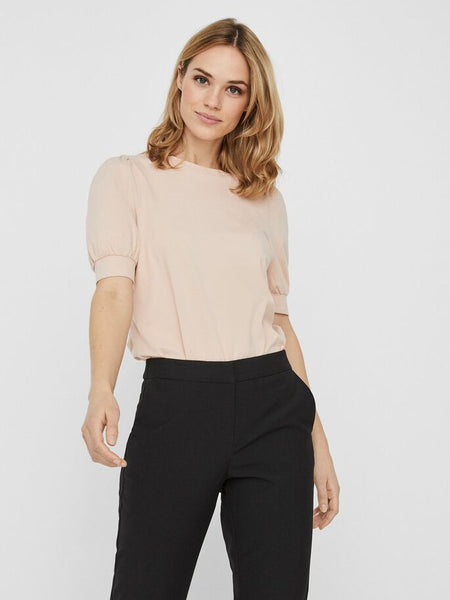 VERO MODA KERRY 2/4 ONECK TOP