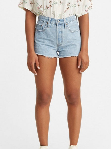 Levi's 501 Original Short Luxor Chill