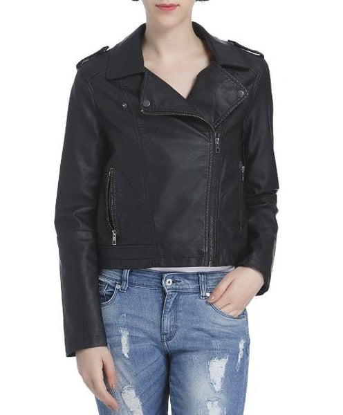 Only Erica Leather Biker