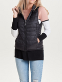 Only Tahoe Quilted Waistcoat