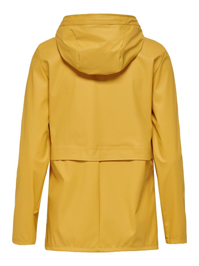 ONLY New Train Long Rain Coat
