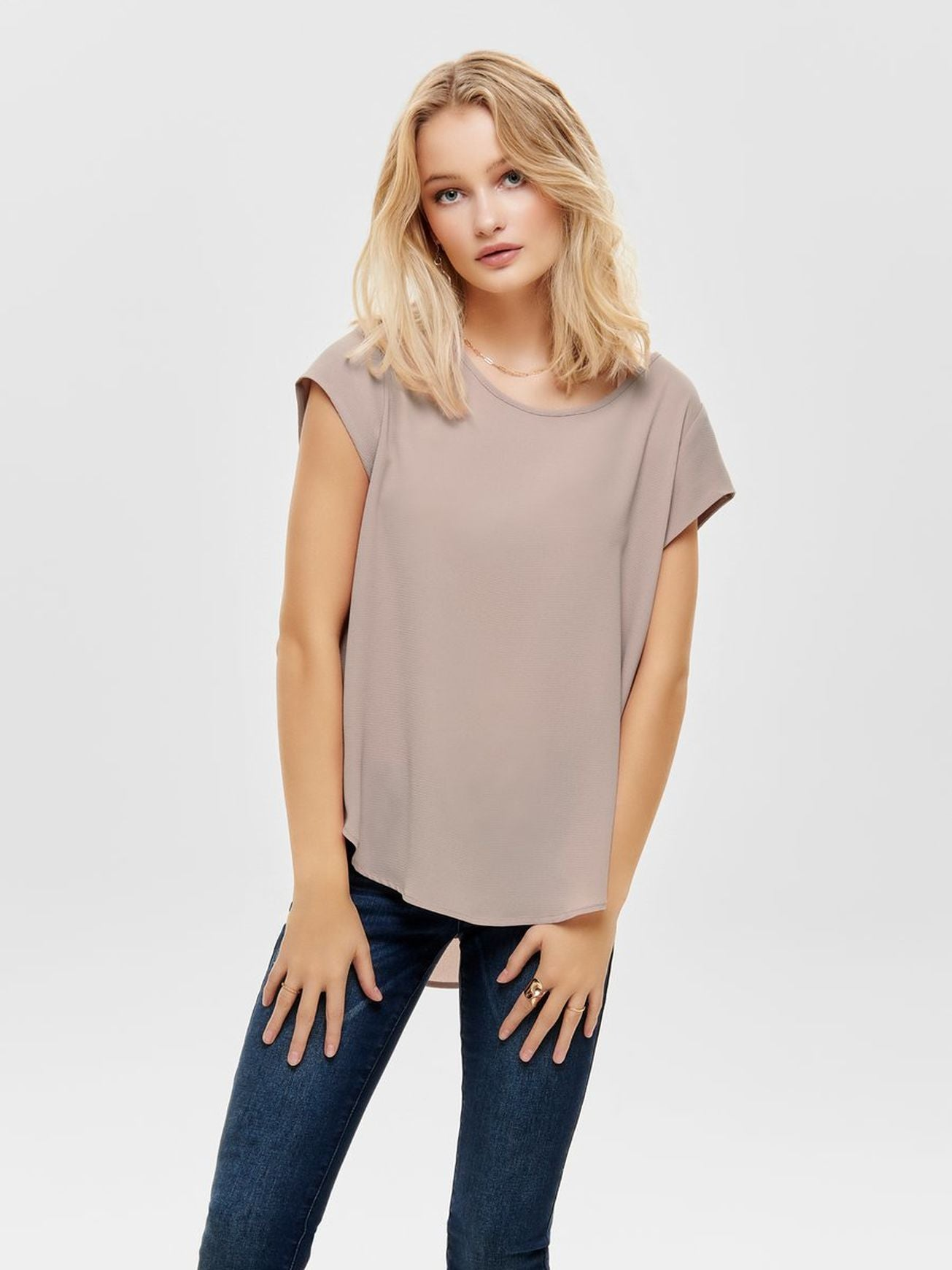 ONLY Vic Solid Top