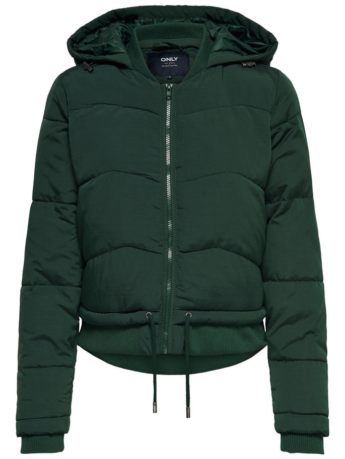 ONLY Aida Short Hooded Jacket