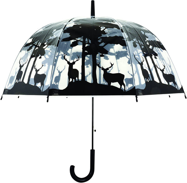Exposure Clear Forest Umbrella