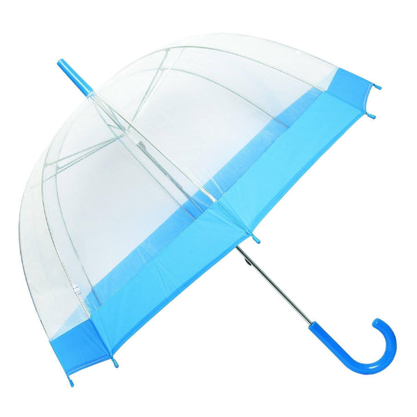 Exposure Clear Dome Umbrella with Trim