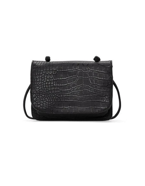 CO-LAB Croco Organizer Crossbody