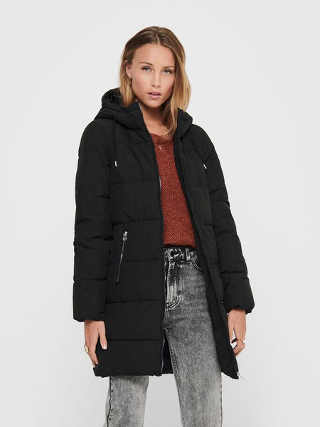 ONLY Dolly Long Puffer Coat