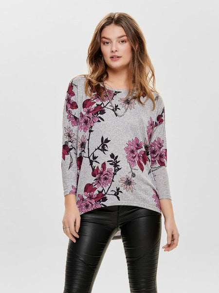 ONLY Elcos 4/5 Top Floral