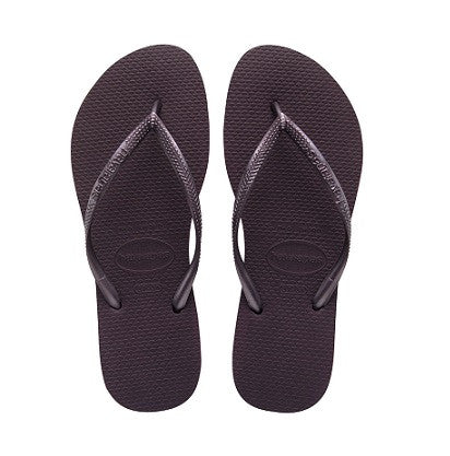 Havaianas Slim Grape Wine Flip Flop