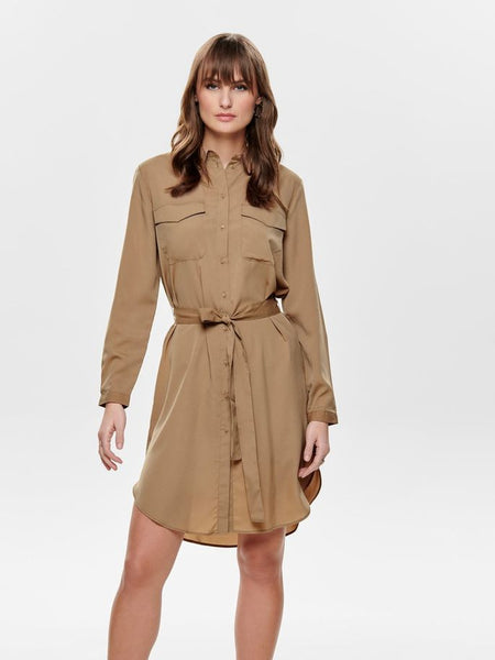 Jacqueline de Yong Iben Shirt Dress