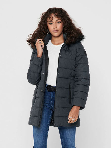 ONLY Luna Quilted Coat