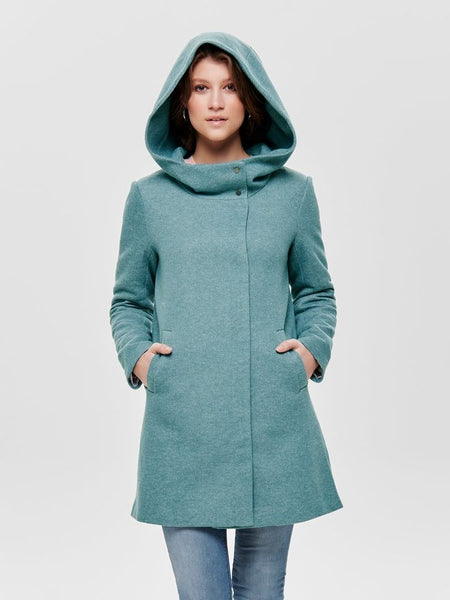 ONLY Maddie Light Hooded Coat
