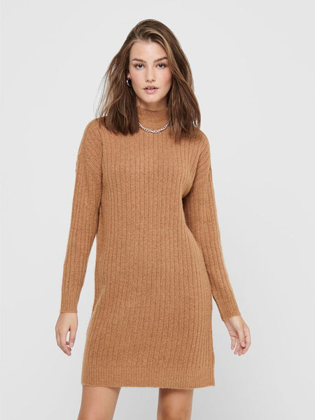 ONLY Mekia Alpaca Wool Sweater Dress