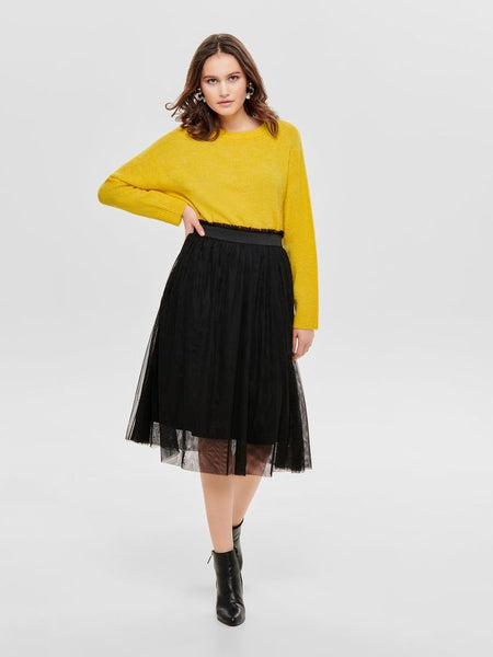 ONLY Misha Mesh Skirt