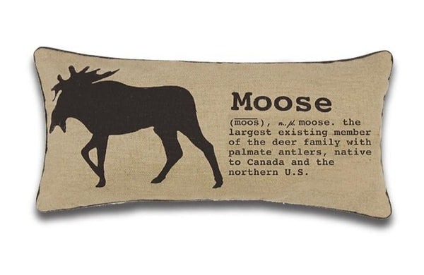 Exposure Moose Cushion