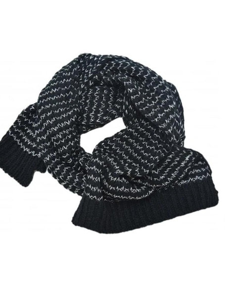 ONLY Astrid Long Knit Scarf