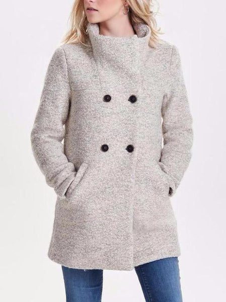 ONLY Sophia Noma Wool Coat