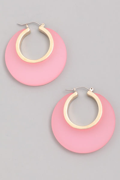 Exposure Pastel Colour Hoop