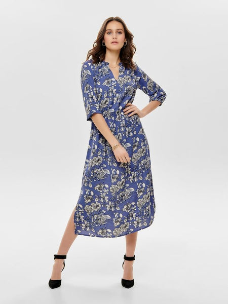ONLY Ilse 3/4 Midi Dress
