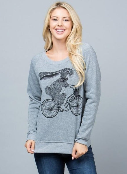 Exposure Rabbit on a Bike Sweater